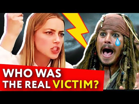 Johnny Depp and Amber Heard: From Romance to Legal Battles |⭐ OSSA