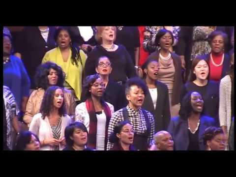 Chain Breaker, You are Holy - Brooklyn Tabernacle Choir