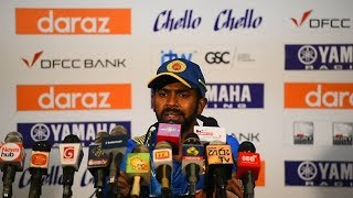 Post Match Press Conference with Niroshan Dickwella - 2nd T20I at Pallekele