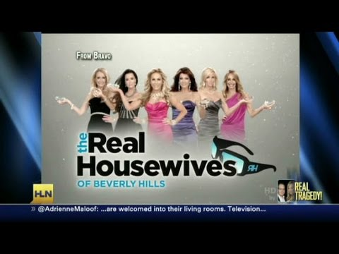 'Housewives' talk about husband's suicide