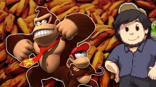 Donkey Kong Country Returns Review? - JonTron Game Reviews?