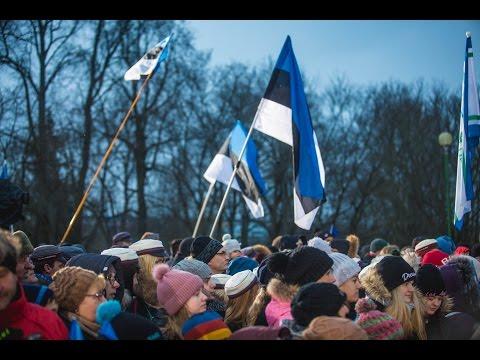 Eesti Vabariik sai 99-aastaseks