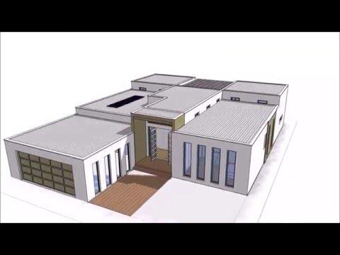 Next Generation Living Homes Single Level Floor Plan