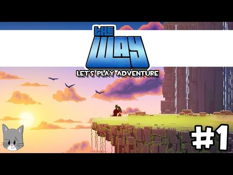 THE WAY | Gameplay | Sci Fi Puzzle Platformer | Playthrough [#1]