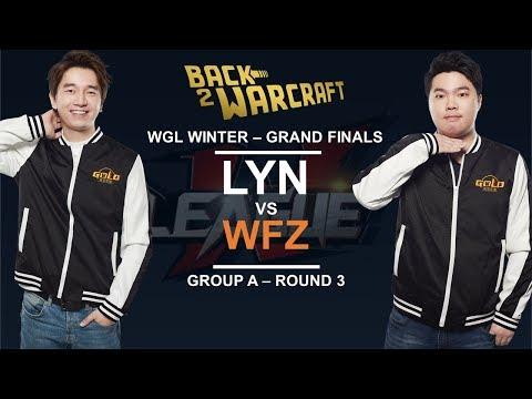 WGL:W Grand Finals 2018 - Group A - Round 3: [O] Lyn Vs. WFZ [U]