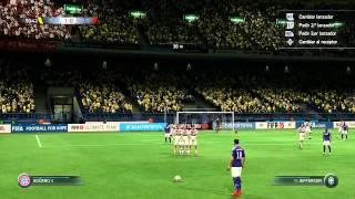 Menudo golazo!!!!!/Fifa 15 ultimate team