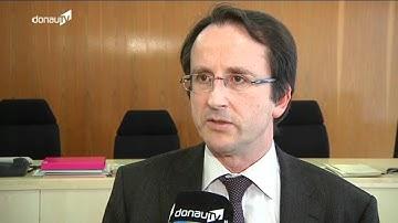Mehr Sicherheit an Bayerischen Gerichten -- MdL Josef Zellmeier informiert sich