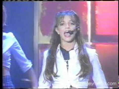 Britney Spears Baby One More Time Live...