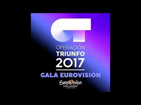 Aitana - Arde - Operación Triunfo 2017