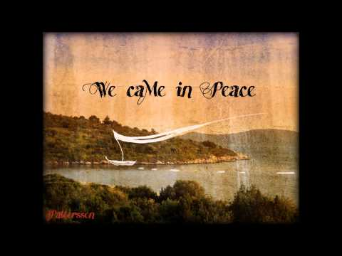 JPATTERSSON - We came in Peace