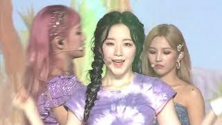 여자아이들(G-IDLE) 덤디덤디(DUMDiDUMDi) 미디어 쇼케이스 무대