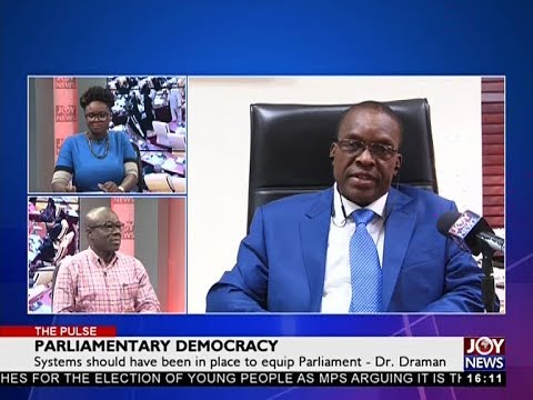 Parliamentary Democracy - The Pulse on JoyNews (13-3-18)
