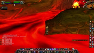 World of Warcraft - huฑter solo MC attunement (Kronos III)