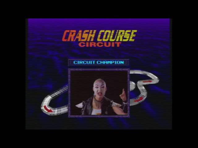 Crash n Burn   3DO gameplay