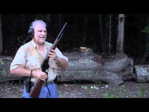 IAC Model 87 Lever Action Shotgun