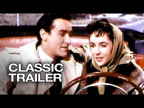 Rhapsody Official Trailer #1 - Elizabeth Taylor Movie (1954)