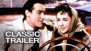 Rhapsody Official Trailer #1 - Elizabeth Taylor Movie (1954) HD