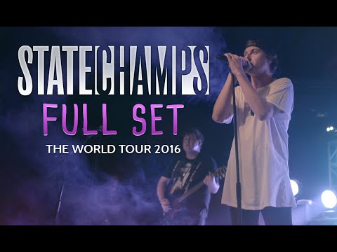 State Champs - Full Set LIVE! The World Tour 2016