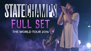 Gambar cover State Champs - Full Set LIVE! The World Tour 2016