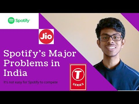 🔥Why Spotify Came To India So Late? 🔥 || Curious Harish Mp3