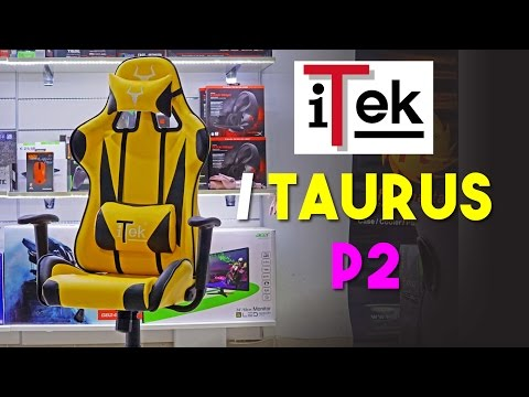 iTEK TAURUS - POLTRONA DA GAMING