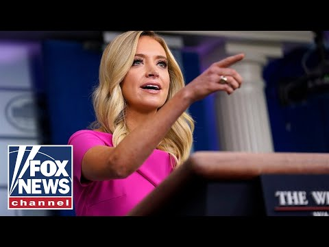 Kayleigh McEnany answers questions surrounding Russia bounty