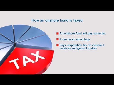How onshore investment bonds are taxed