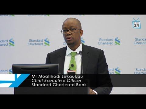 Standard Chartered Bank  Partners with Botswana Insurance Company