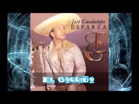 Jose Guadalupe Esparza - El Corrido