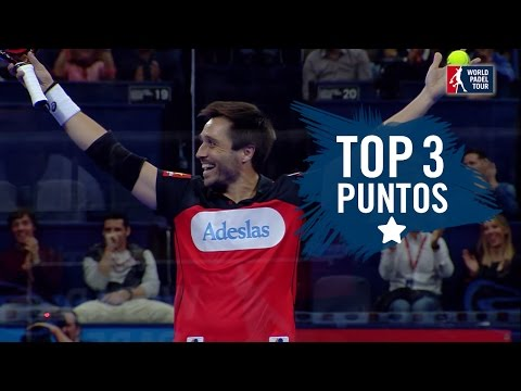 Los 3 puntos ADESLAS de Master Final 2016 | World Padel Tour