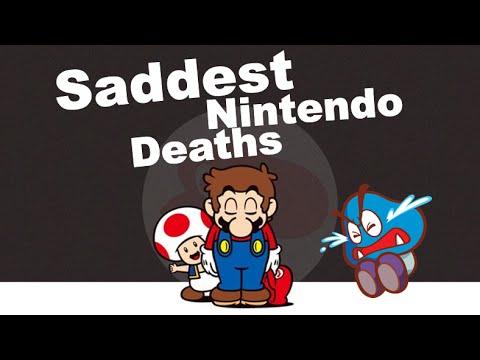 Generate Top 10 - Saddest Nintendo Deaths Images
