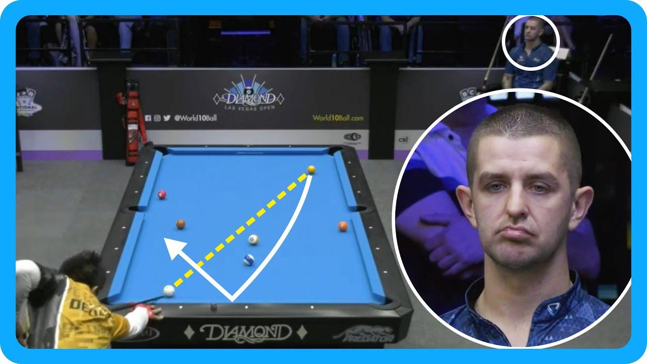 TOP 10 BEST SHOTS | 2020 Diamond Las Vegas 10 Ball Open