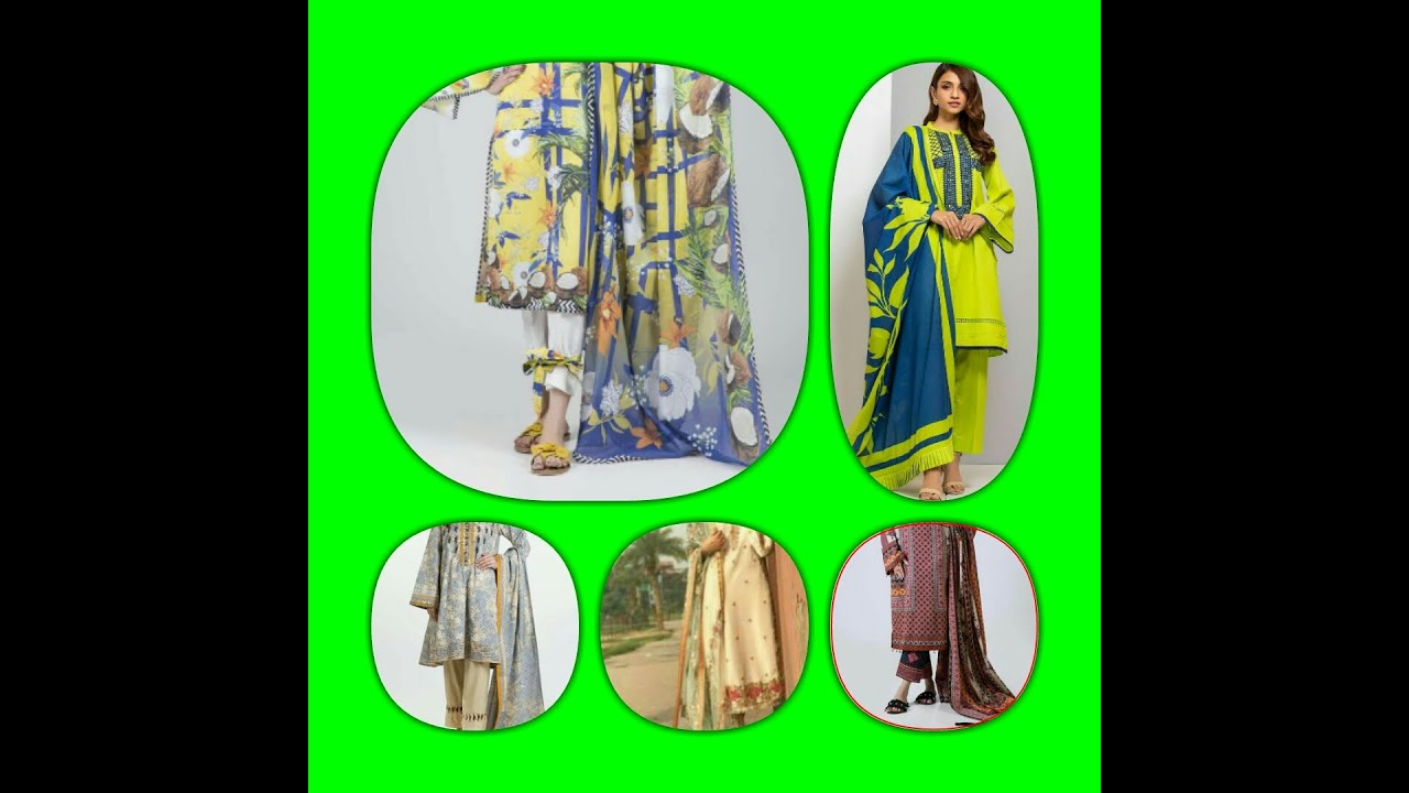 Beautiful colorful Bonanza's Satrungi lawn for beautiful charming ladies lifestyle# Cheer Up Life #