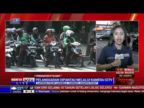 Penerapan E-Tilang di Beberapa Titik di Jakarta Mp3
