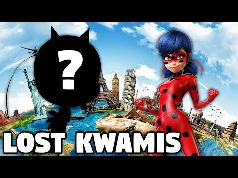 "Jeremy Zag Confirms ""Lost Kwamis"" In Miraculous Ladybug! (Miraculous Ladybug News)"