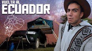 DARÉ UNA VUELTA al ECUADOR en MENOS de 50 DÍAS