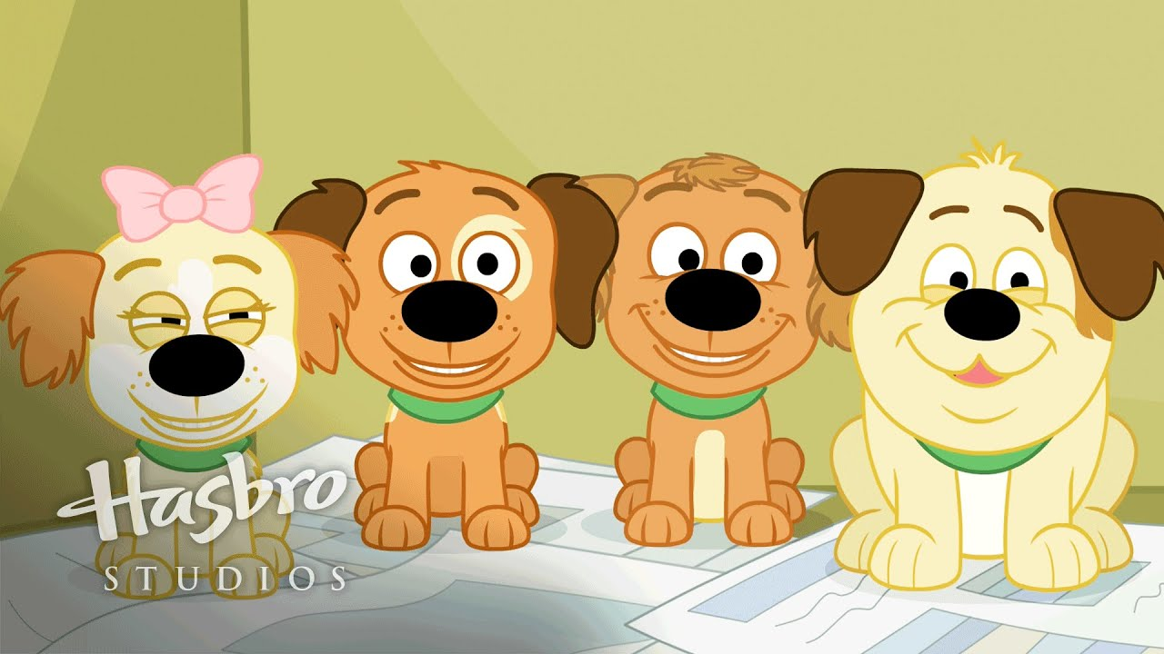 Pound Puppies We Are the Puppy Pups