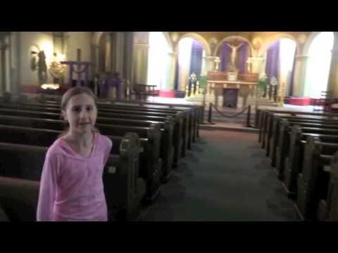 Mission Dolores tour