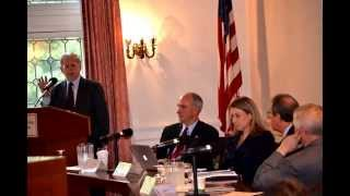 Rockefeller Institute of Government School Finance Symposium   October 4th, 2013