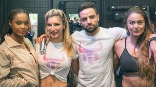 Ins schwitzen gekommen - Fibo 2018