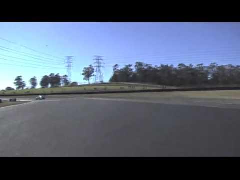 A lap of Sydney Motorsport Park
