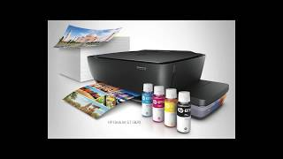 HP Wireless Ink Tank GT 5820 All-in-One Printer