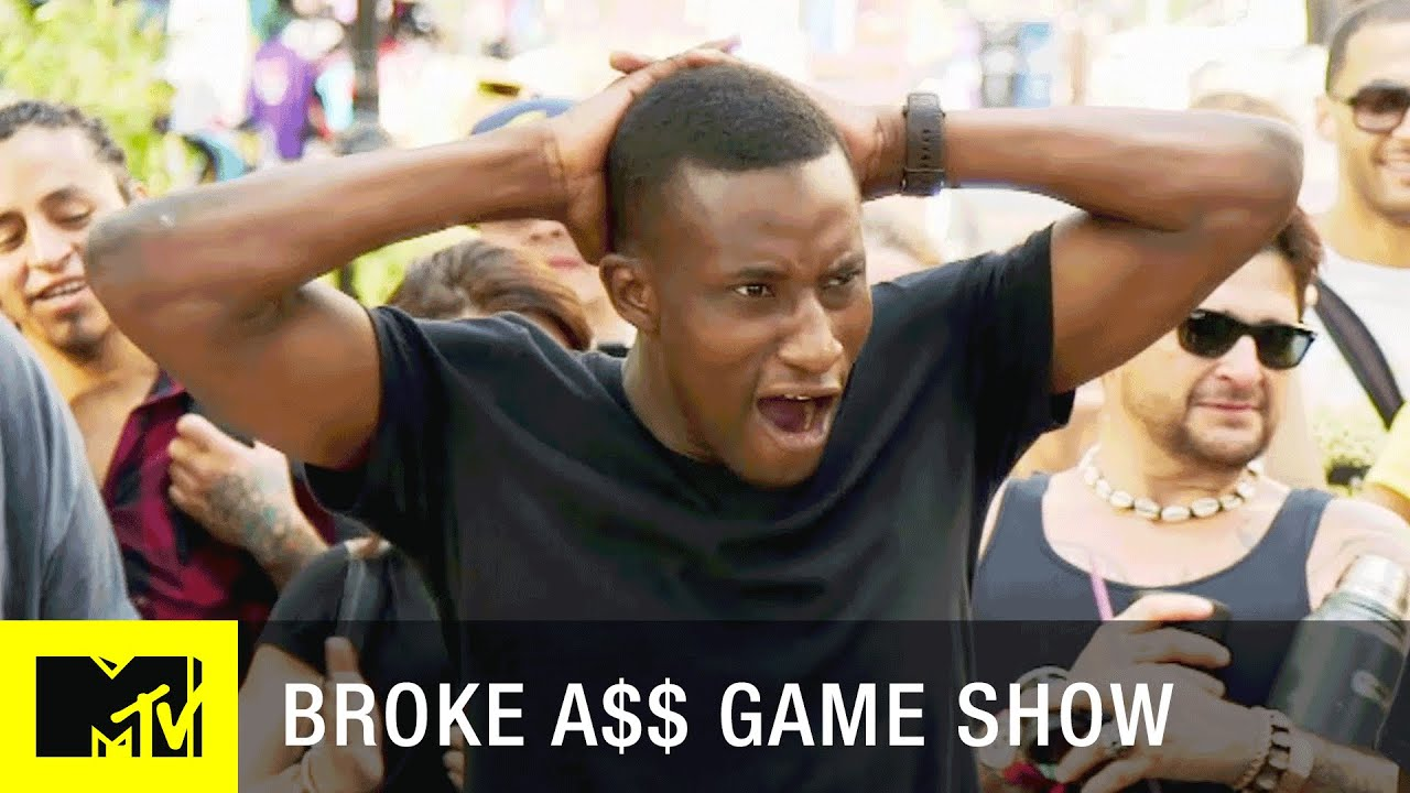 Broke A$$ Game Show (Season 2) | 'Spicy Human Roll' Official Sneak Peek (Episode 8) | MTV