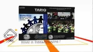 Tariq Magzine: Your Voice let it be heard