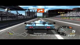Total Immersion Racing - Minato city [PC] (HD VID)