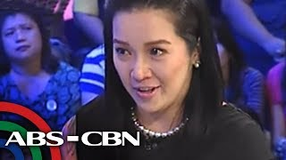 Kris gives up on marriage to James Yap [Part 1]