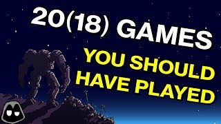 20(18) Games You Should Have Played