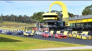 NSW MOTOR RACING CHAMPIONSHIPS ROUND 4 - SATURDAY