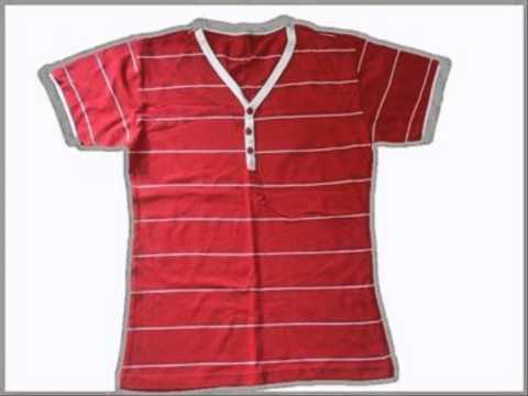วิธีตัดเสื้อใส่เอง แบบร้านขายเสื้อผ้า