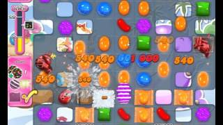 Candy Crush 1634 with booster